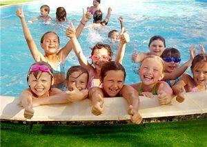 летний лагерь в детском саду