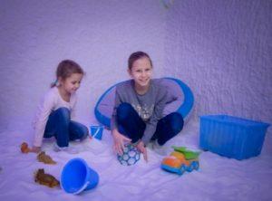 соляная пещера в детском саду
