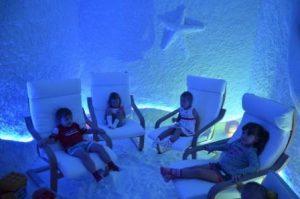 посещение соляной пещеры в иваново