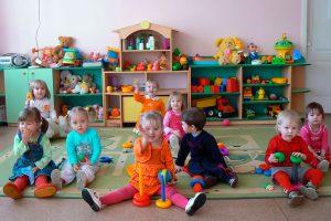 отдых без родителей в детском саду