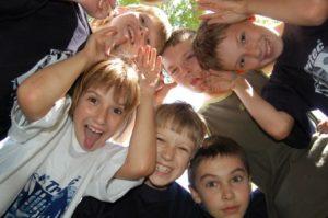 летний детский лагерь отдыха