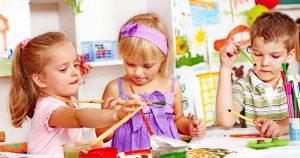 Развивающие занятия для детей 2 — 3 лет
